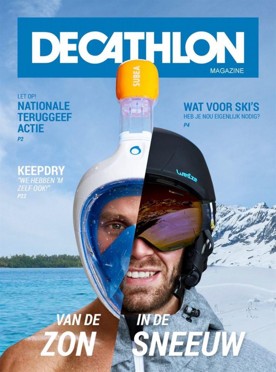 Decathlon Folder – geldig van 21.01.2018 tot 31.01.2018
