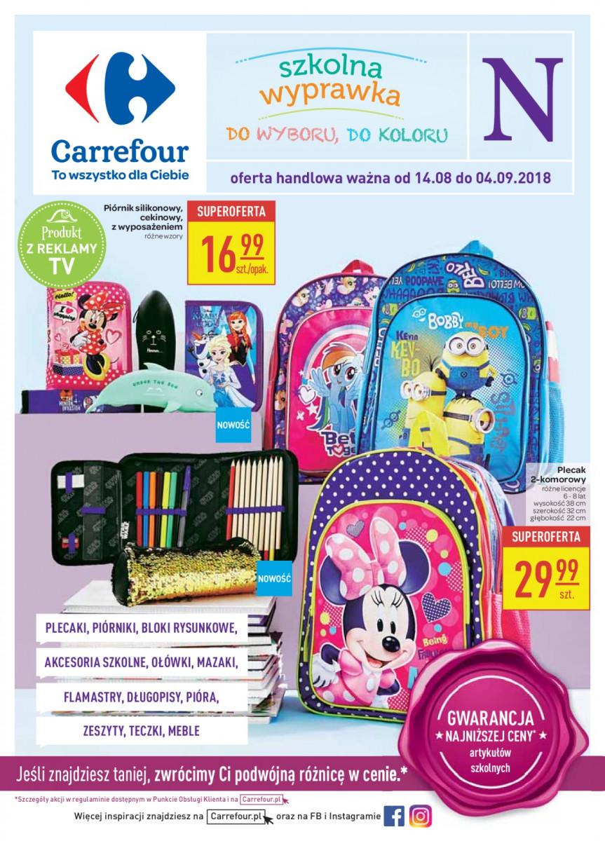 Carrefour Folder – geldig van 14.08.2018 tot 27.08.2018