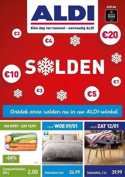Aldi Folder 07.01.2019 - 13.01.2019 - Aldi folder week 2