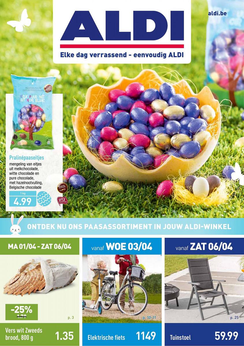 Aldi Folder 01.04.2019 - 07.04.2019 - Aldi folder week 14