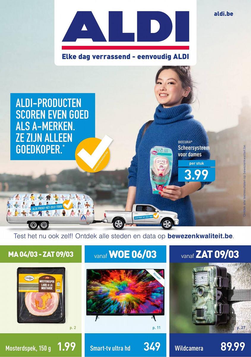 Aldi Folder 04.03.2019 - 09.03.2019 - Aldi folder week 10