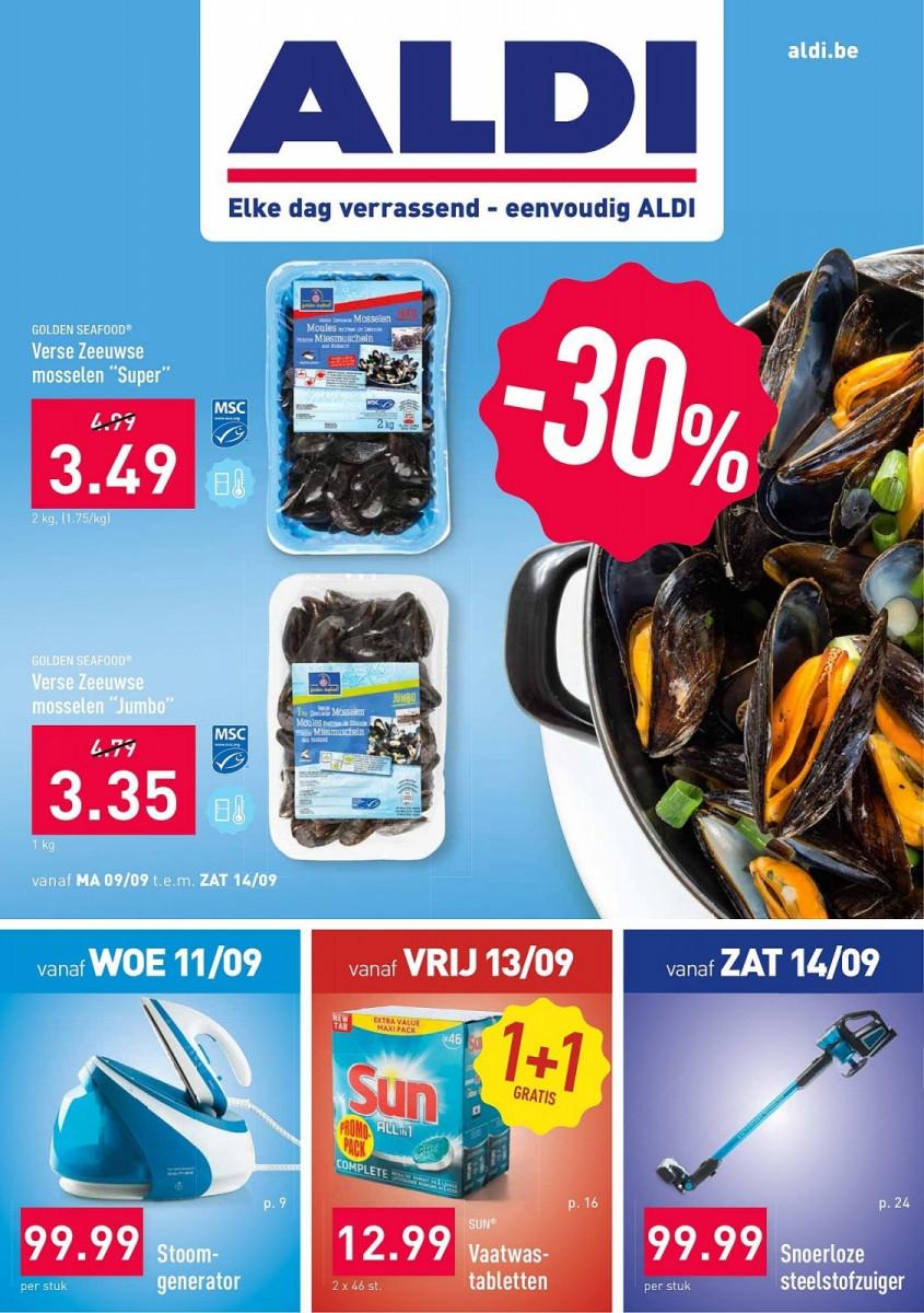 Aldi Folder Week 37 - 09.09.2019 - 15.09.2019