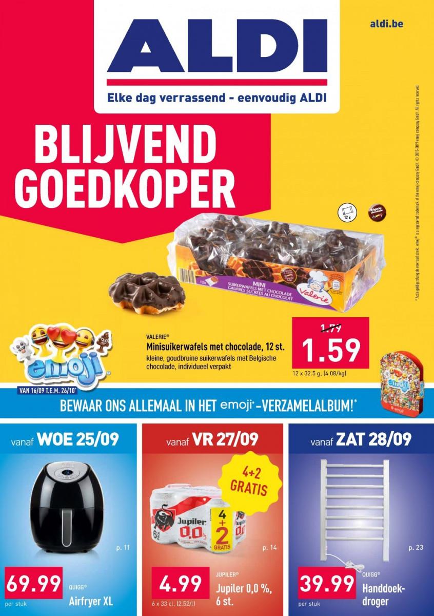 Aldi Folder Week 39 - 23.09.2019 - 29.09.2019